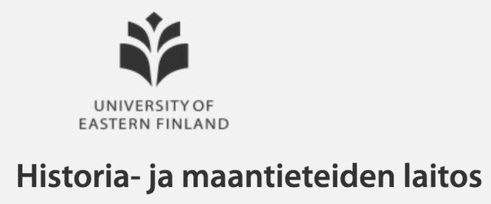 Itä-Suomen yliopisto - Historia- ja maantieteiden laitos