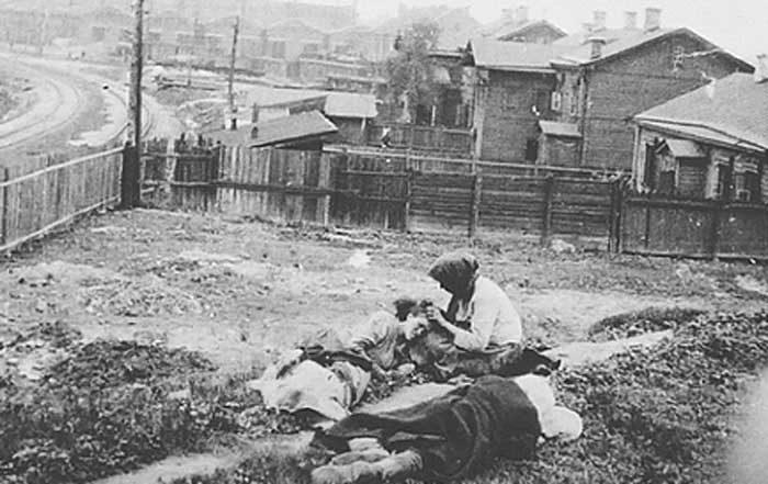 Ukrainan Nälänhätä