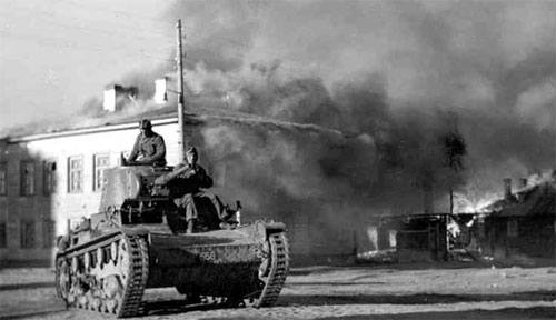 Suomen Panssarivaunut Jatkosodassa