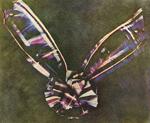 Ensimmäinen tunnettu värivalokuva, James Clerk Maxwell, Thomas Sutton, 1861.